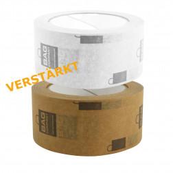 Verpackungsband aus Papier mit Ihrem Logo verstärkt