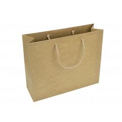 Luxus Papiertragetasche mit Kordel