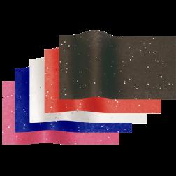 Seidenpapier - Edelstein