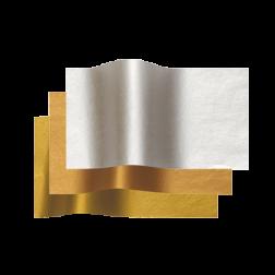 Seidenpapier - Metallic